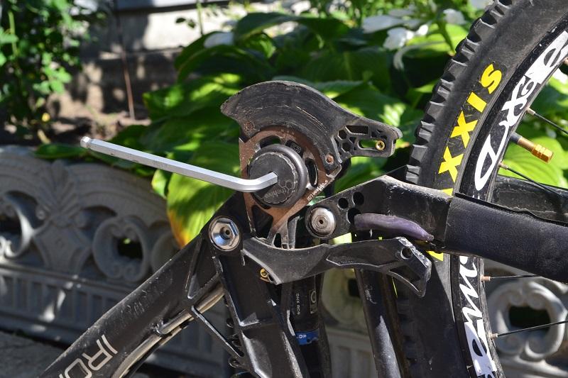Как отремонтировать каретку велосипеда своими руками 78
