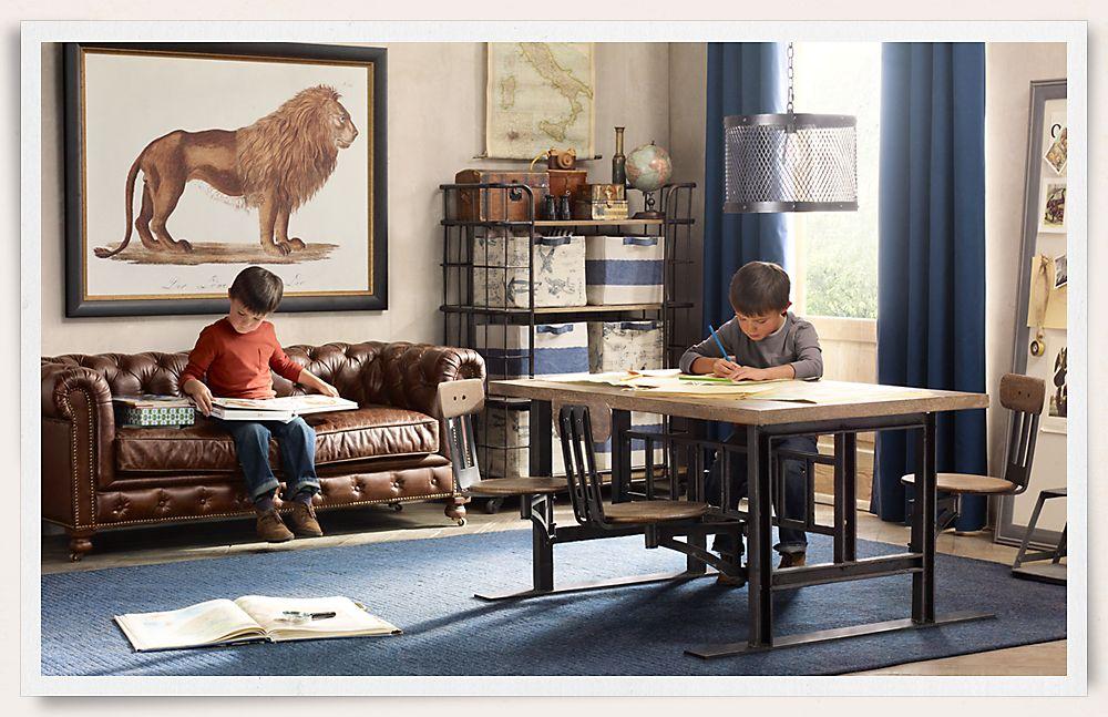 элитная мебель для детской из америки