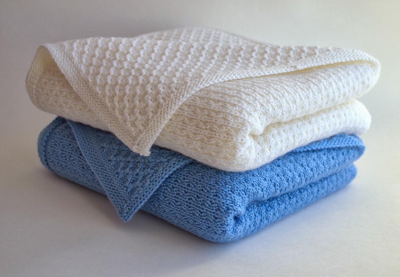 Какую пряжу лучше использовать для вязания пледа малышу 91
