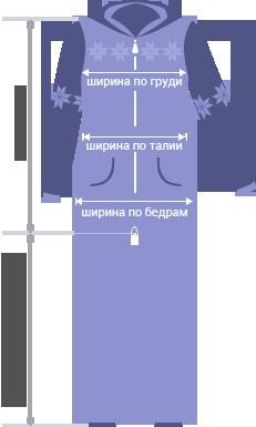 Размеры товаров интернет-магазина Футужама.ру 9f261ed220784