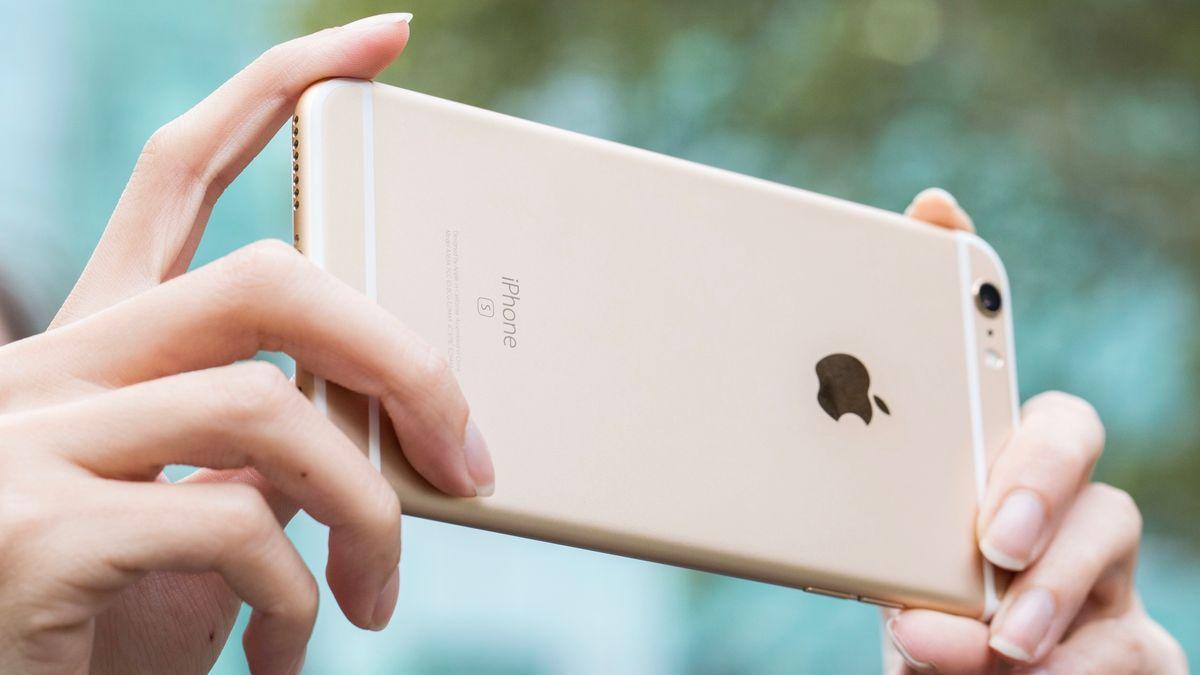 Как сделать хорошее на айфон 6s