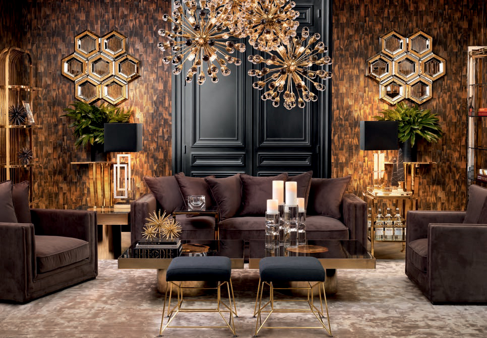 Современные мебельные стили в интерьере