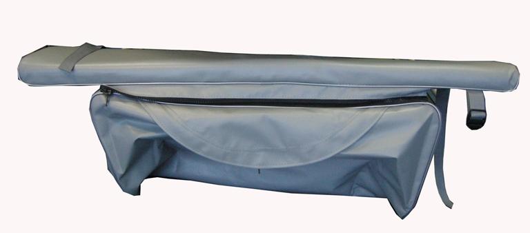 накладка на лавку лодки пвх