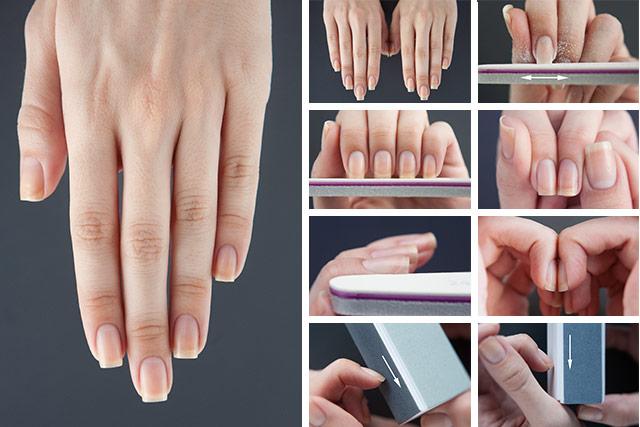 Как сделать ногти длинными в домашних условиях