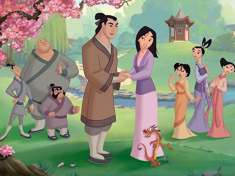 Mulan's