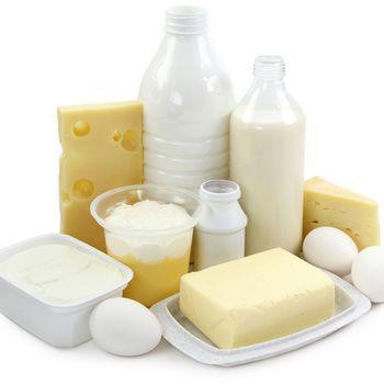 Продукты из домашнего молока