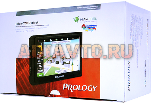 навигатор Prology iMap 7300 black