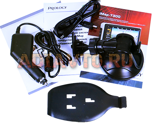 gps навигатор Prology iMap 7300 black