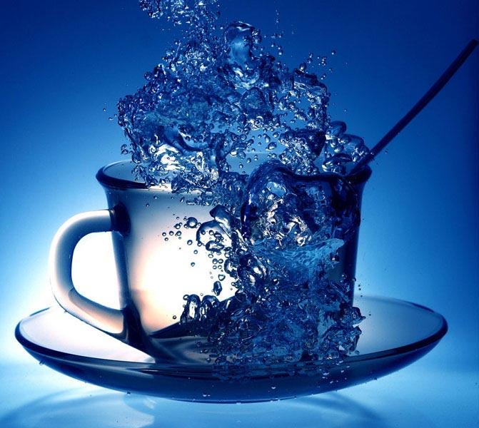 Чай кипяченая вода