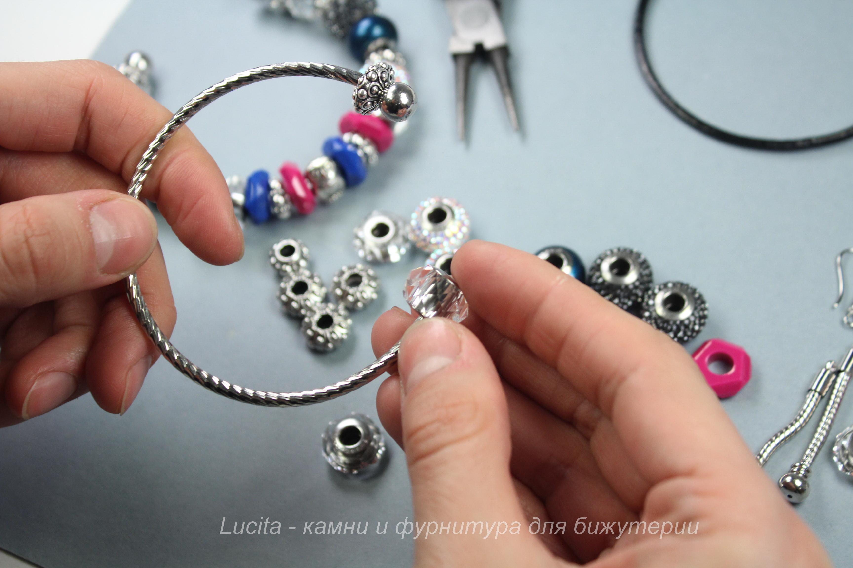 Как сделать браслет пандоры своими руками