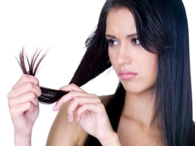 Как лечить секущиеся волосы в домашних условиях видео