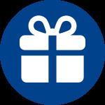 Подарки к покупкам