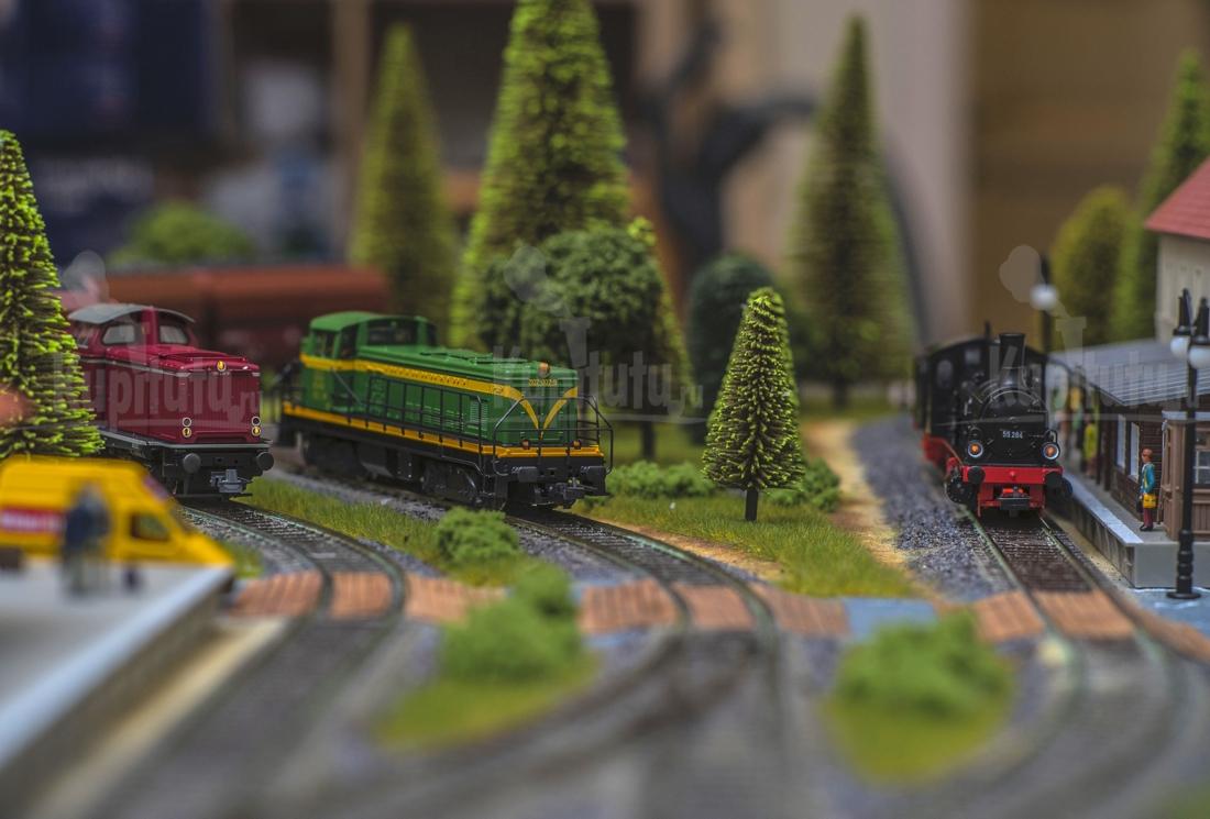 Макеты железной дороги в масштабе 1 87