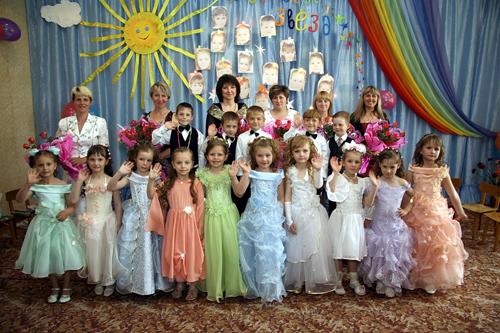 Платье на выпускной в детский сад видео