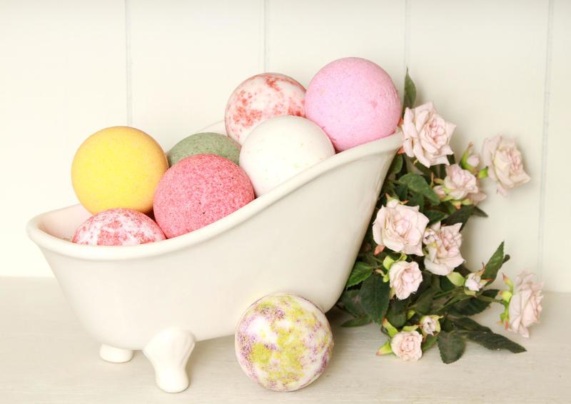Шипучие шары для ванны своими руками 72