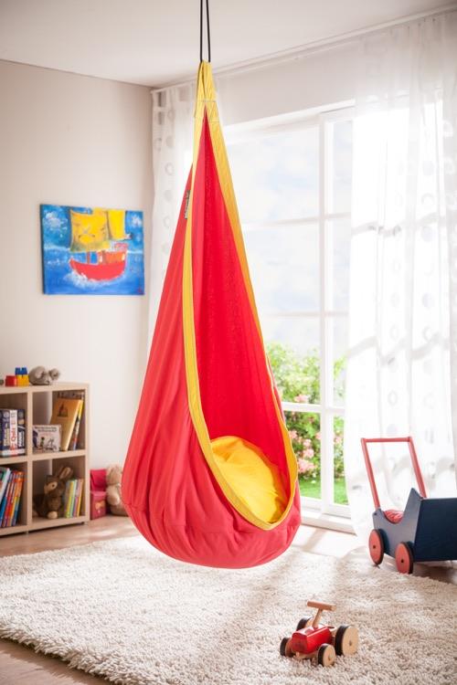 Как сделать подвесное кресло-гамак