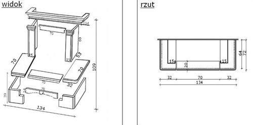 Схема сборки облицовки AGNES