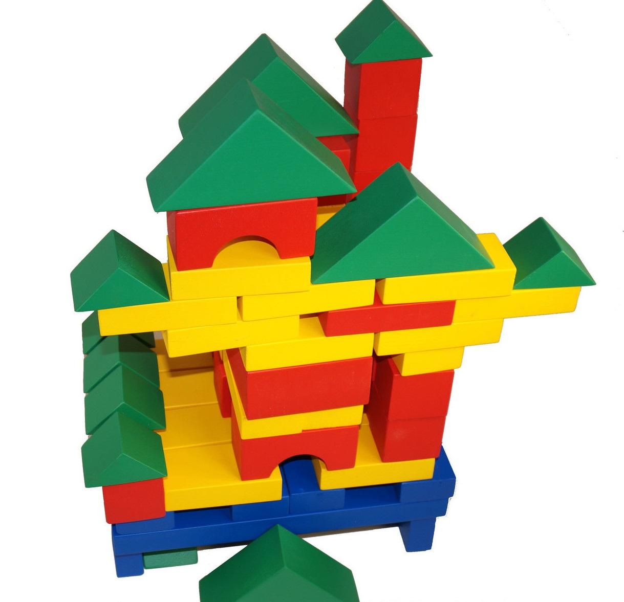 Схемы конструкторов из дерева
