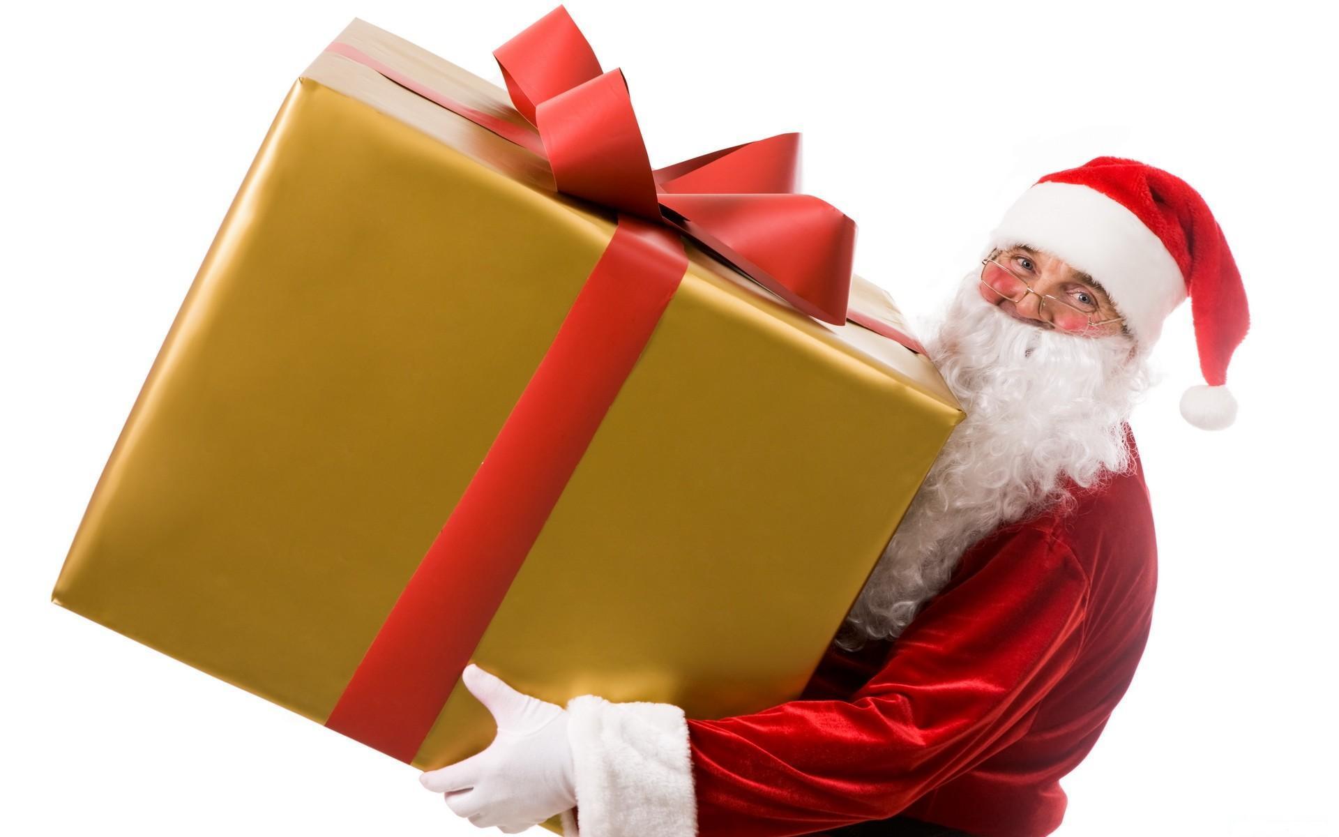 Дед мороз получайте вы подарки 204