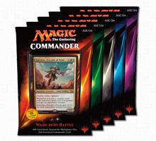 Commander 2015 уже в продаже!