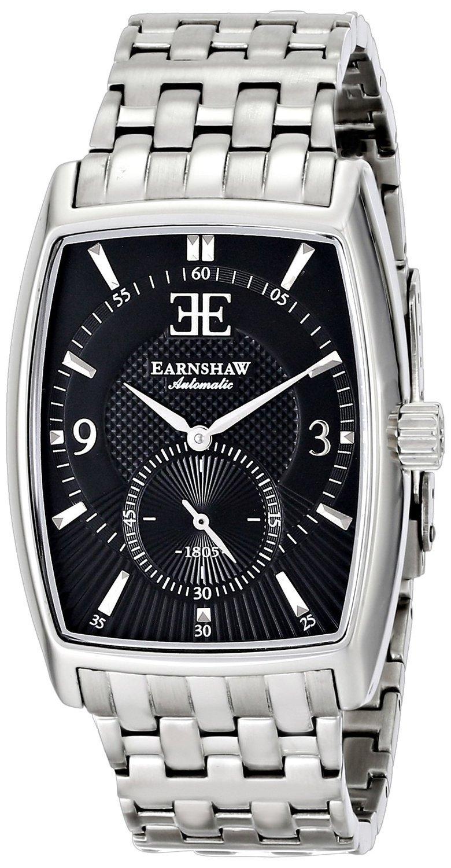 Thomas Earnshaw ES-8009-11 - мужские наручные часы из коллекции RobinsonThomas Earnshaw<br><br><br>Бренд: Thomas Earnshaw<br>Модель: Thomas Earnshaw ES-8009-11<br>Артикул: ES-8009-11<br>Вариант артикула: None<br>Коллекция: Robinson<br>Подколлекция: None<br>Страна: Великобритания<br>Пол: мужские<br>Тип механизма: механические<br>Механизм: None<br>Количество камней: None<br>Автоподзавод: None<br>Источник энергии: пружинный механизм<br>Срок службы элемента питания: None<br>Дисплей: стрелки<br>Цифры: арабские<br>Водозащита: WR 50<br>Противоударные: None<br>Материал корпуса: нерж. сталь<br>Материал браслета: нерж. сталь<br>Материал безеля: None<br>Стекло: минеральное<br>Антибликовое покрытие: None<br>Цвет корпуса: None<br>Цвет браслета: None<br>Цвет циферблата: None<br>Цвет безеля: None<br>Размеры: 34.5 мм<br>Диаметр: None<br>Диаметр корпуса: None<br>Толщина: None<br>Ширина ремешка: None<br>Вес: None<br>Спорт-функции: None<br>Подсветка: None<br>Вставка: None<br>Отображение даты: None<br>Хронограф: None<br>Таймер: None<br>Термометр: None<br>Хронометр: None<br>GPS: None<br>Радиосинхронизация: None<br>Барометр: None<br>Скелетон: None<br>Дополнительная информация: None<br>Дополнительные функции: None