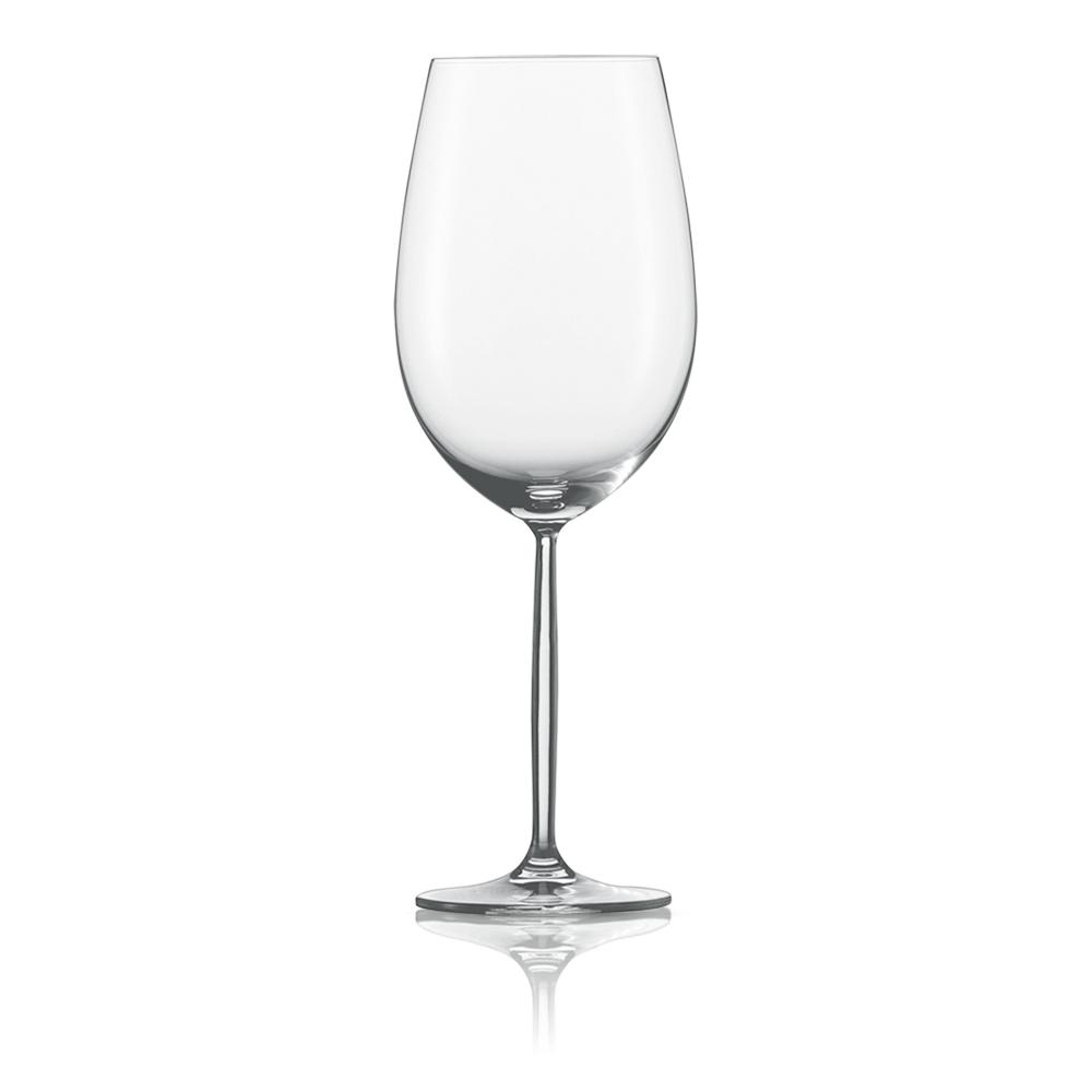 Набор из 2 бокалов для красного вина 770 мл SCHOTT ZWIESEL Diva арт. 104 595-2Бокалы и стаканы<br>Набор из 2 бокалов для красного вина 770 мл SCHOTT ZWIESEL Diva арт. 104 595-3<br><br>вид упаковки: подарочнаявысота (см): 27.5диаметр (см): 10.0материал: хрустальное стеклоназначение: для красного винаобъем (мл): 768предметов в наборе (штук): 2страна: Германия<br>Элегантные рюмки и бокалы на высоких тонких ножках серии Diva — воплощение классических форм и безупречного стиля. Эта красивая и практичная коллекция создана для разнообразных вин: белых и красных, молодых и зрелых, легких и крепких.<br>Изящный дизайн и удобные формы рюмок, бокалов и фужеров серии Diva позволит вам приятно насладиться любимым напитком, смакуя его маленькими глотками.<br>Кажущаяся хрупкость этих изделий обманчива: тритановое стекло, из которого они изготовлены, обладает невероятной прочностью, что позволяет использовать их ежедневно и мыть в посудомоечной машине, не опасаясь, что они разобьются или потеряют прозрачность и первозданный блеск.<br>