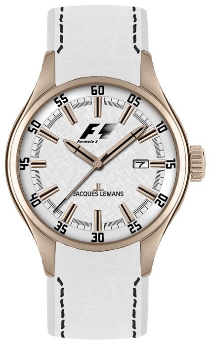 Jacques Lemans F-5035H - мужские наручные часы из коллекции Formula 1Jacques Lemans<br><br><br>Бренд: Jacques Lemans<br>Модель: Jacques Lemans F-5035H<br>Артикул: F-5035H<br>Вариант артикула: None<br>Коллекция: Formula 1<br>Подколлекция: None<br>Страна: Австрия<br>Пол: мужские<br>Тип механизма: кварцевые<br>Механизм: None<br>Количество камней: None<br>Автоподзавод: None<br>Источник энергии: от батарейки<br>Срок службы элемента питания: None<br>Дисплей: стрелки<br>Цифры: отсутствуют<br>Водозащита: WR 10<br>Противоударные: None<br>Материал корпуса: нерж. сталь, IP покрытие: позолота (полное)<br>Материал браслета: кожа<br>Материал безеля: None<br>Стекло: Crystex<br>Антибликовое покрытие: None<br>Цвет корпуса: None<br>Цвет браслета: None<br>Цвет циферблата: None<br>Цвет безеля: None<br>Размеры: 46 мм<br>Диаметр: None<br>Диаметр корпуса: None<br>Толщина: None<br>Ширина ремешка: None<br>Вес: None<br>Спорт-функции: None<br>Подсветка: None<br>Вставка: None<br>Отображение даты: число<br>Хронограф: None<br>Таймер: None<br>Термометр: None<br>Хронометр: None<br>GPS: None<br>Радиосинхронизация: None<br>Барометр: None<br>Скелетон: None<br>Дополнительная информация: None<br>Дополнительные функции: None
