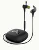 Наушники JayBird X2Новинки<br>Наушники JayBird X2 купить. Обзор и отзывы<br><br>Благодаря спортивным беспроводным наушникам JayBird X2, купить которые Вы можете у нас, вы получите такое же высокое качество звучания музыки, как если бы слушали ее с помощью лучшей проводной гарнитуры. Модель создана для любителей активного образа жизни. Она имеет защиту от влаги и пота, вы можете использовать ее занимаясь спортом или в плохую погоду. Для надежной фиксации изделий в ушах предусмотрены специальные амбушюры. Они имеют продуманную конструкцию и не давят на ушную раковину даже в случае длительного использования гаджета. Именно поэтому стоит купить наушники JayBird X2.<br><br>JayBird X2 Wireless Sport – это наушники для тех, кто любит интенсивно тренироваться и одновременно слушать музыку, не расставаясь со смартфоном. Технология Bluetooth позволяет подключить устройство к телефону, а значит, вы сможете отвечать на входящие звонки, не прикасаясь к самому смартфону. В коротком кабеле имеется небольшой пульт с тремя кнопками. Он дает возможность управления уровнем громкости и переключения треков.<br><br>Форма амбушюр наушников JayBird X2 BlueBuds, обзор на которые Вы можете прочитать здесь, была запатентована компанией-изготовителем. Она настолько надежная и комфортная, что вы не будете ощущать дискомфорта при самой активной и продолжительной тренировке. Наушники будут «обнимать» вашу ушную раковину. Мощности аккумулятора хватит на 8 часов без подзарядки. Зарядить гарнитуру вы сможете с помощью адаптера от электросети или через USB порт ноутбука. В комплекте с наушниками вы получите прочный чехол-кейс из силикона.<br>В данном обзоре наушников JayBird X2 были рассмотрены все основные моменты по их работе и использованию.<br>