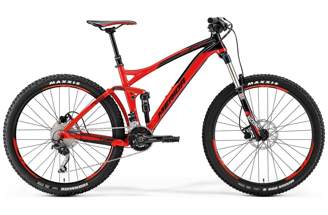 Merida One-Forty 500 (2017)Горные<br><br>