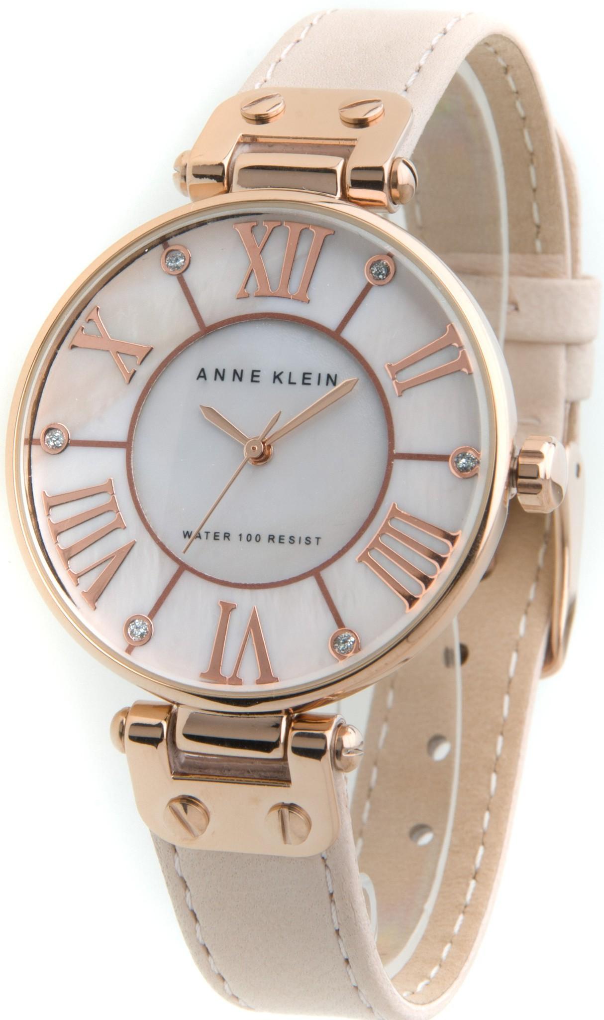 Anne Klein 9918RGLP - женские наручные часы из коллекции RingAnne Klein<br><br><br>Бренд: Anne Klein<br>Модель: Anne Klein 9918 RGLP<br>Артикул: 9918RGLP<br>Вариант артикула: None<br>Коллекция: Ring<br>Подколлекция: None<br>Страна: США<br>Пол: женские<br>Тип механизма: кварцевые<br>Механизм: None<br>Количество камней: None<br>Автоподзавод: None<br>Источник энергии: от батарейки<br>Срок службы элемента питания: None<br>Дисплей: стрелки<br>Цифры: римские<br>Водозащита: WR 30<br>Противоударные: None<br>Материал корпуса: не указан, PVD покрытие: позолота (полное)<br>Материал браслета: кожа<br>Материал безеля: None<br>Стекло: минеральное<br>Антибликовое покрытие: None<br>Цвет корпуса: None<br>Цвет браслета: None<br>Цвет циферблата: None<br>Цвет безеля: None<br>Размеры: 34x9 мм<br>Диаметр: None<br>Диаметр корпуса: None<br>Толщина: None<br>Ширина ремешка: None<br>Вес: None<br>Спорт-функции: None<br>Подсветка: None<br>Вставка: None<br>Отображение даты: None<br>Хронограф: None<br>Таймер: None<br>Термометр: None<br>Хронометр: None<br>GPS: None<br>Радиосинхронизация: None<br>Барометр: None<br>Скелетон: None<br>Дополнительная информация: None<br>Дополнительные функции: None