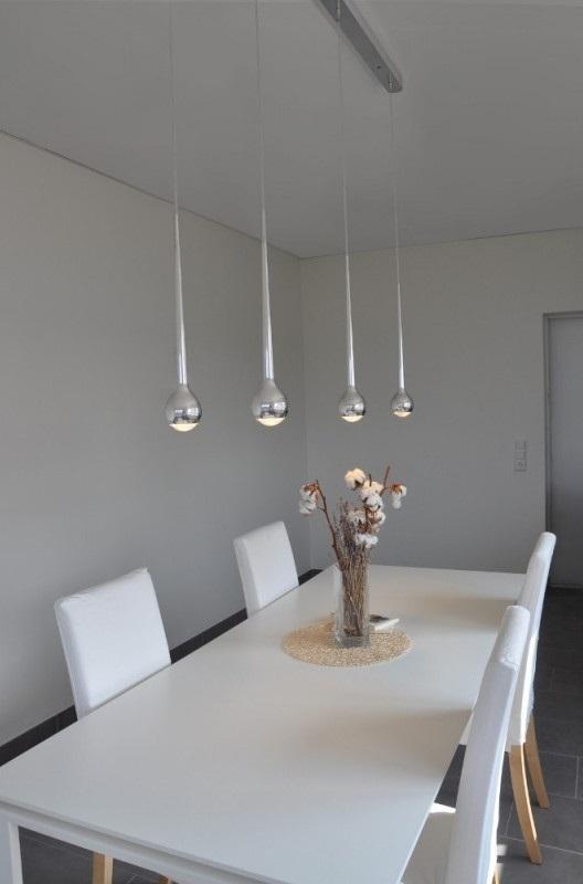 replica tobias grau falling waters 4 lamps silver. Black Bedroom Furniture Sets. Home Design Ideas
