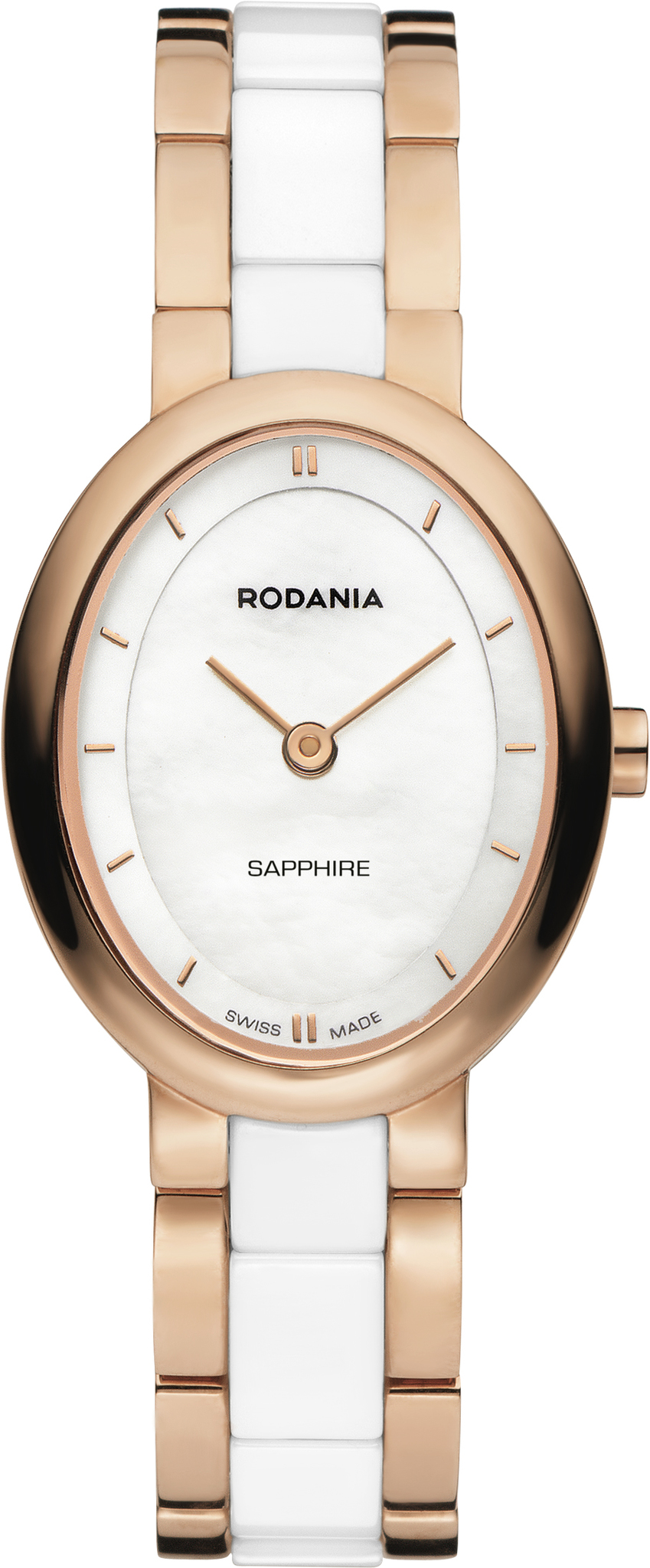 Rodania 25116.43 - женские наручные часы из коллекции FIRENZERodania<br><br><br>Бренд: Rodania<br>Модель: Rodania 25116.43<br>Артикул: 25116.43<br>Вариант артикула: None<br>Коллекция: FIRENZE<br>Подколлекция: None<br>Страна: Швейцария<br>Пол: женские<br>Тип механизма: кварцевые<br>Механизм: Ronda 762<br>Количество камней: None<br>Автоподзавод: None<br>Источник энергии: от батарейки<br>Срок службы элемента питания: None<br>Дисплей: стрелки<br>Цифры: отсутствуют<br>Водозащита: WR 50<br>Противоударные: None<br>Материал корпуса: нерж. сталь, IP покрытие: позолота (полное)<br>Материал браслета: нерж. сталь + керамика, IP покрытие (частичное): позолота<br>Материал безеля: None<br>Стекло: сапфировое<br>Антибликовое покрытие: None<br>Цвет корпуса: None<br>Цвет браслета: None<br>Цвет циферблата: None<br>Цвет безеля: None<br>Размеры: 23.5x34 мм<br>Диаметр: None<br>Диаметр корпуса: None<br>Толщина: None<br>Ширина ремешка: None<br>Вес: None<br>Спорт-функции: None<br>Подсветка: None<br>Вставка: None<br>Отображение даты: None<br>Хронограф: None<br>Таймер: None<br>Термометр: None<br>Хронометр: None<br>GPS: None<br>Радиосинхронизация: None<br>Барометр: None<br>Скелетон: None<br>Дополнительная информация: None<br>Дополнительные функции: None