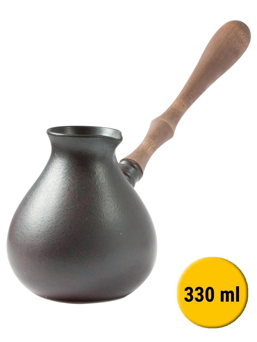 Турка SoulWare Амфора фарфоровая жаропрочная 330мл арт.002Посуда для приготовления<br><br>