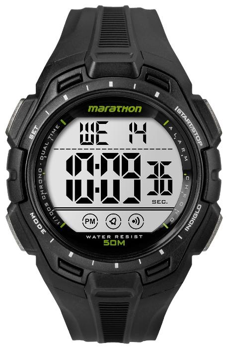 Timex TW5K94800 - мужские наручные часы из коллекции MarathonTimex<br><br><br>Бренд: Timex<br>Модель: Timex TW5K94800<br>Артикул: TW5K94800<br>Вариант артикула: None<br>Коллекция: Marathon<br>Подколлекция: None<br>Страна: США<br>Пол: мужские<br>Тип механизма: кварцевые<br>Механизм: None<br>Количество камней: None<br>Автоподзавод: None<br>Источник энергии: от батарейки<br>Срок службы элемента питания: None<br>Дисплей: цифры<br>Цифры: None<br>Водозащита: WR 50<br>Противоударные: None<br>Материал корпуса: пластик<br>Материал браслета: пластик<br>Материал безеля: None<br>Стекло: пластиковое<br>Антибликовое покрытие: None<br>Цвет корпуса: None<br>Цвет браслета: None<br>Цвет циферблата: None<br>Цвет безеля: None<br>Размеры: 42x14 мм<br>Диаметр: None<br>Диаметр корпуса: None<br>Толщина: None<br>Ширина ремешка: None<br>Вес: None<br>Спорт-функции: секундомер, таймер обратного отсчета<br>Подсветка: дисплея<br>Вставка: None<br>Отображение даты: число, день недели<br>Хронограф: None<br>Таймер: None<br>Термометр: None<br>Хронометр: None<br>GPS: None<br>Радиосинхронизация: None<br>Барометр: None<br>Скелетон: None<br>Дополнительная информация: None<br>Дополнительные функции: второй часовой пояс, будильник