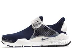 Кроссовки Мужские Nike Sock Dart SP Fragment Design Obsidian