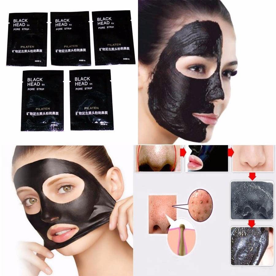 Эффективная маска для черных точке в домашних условиях
