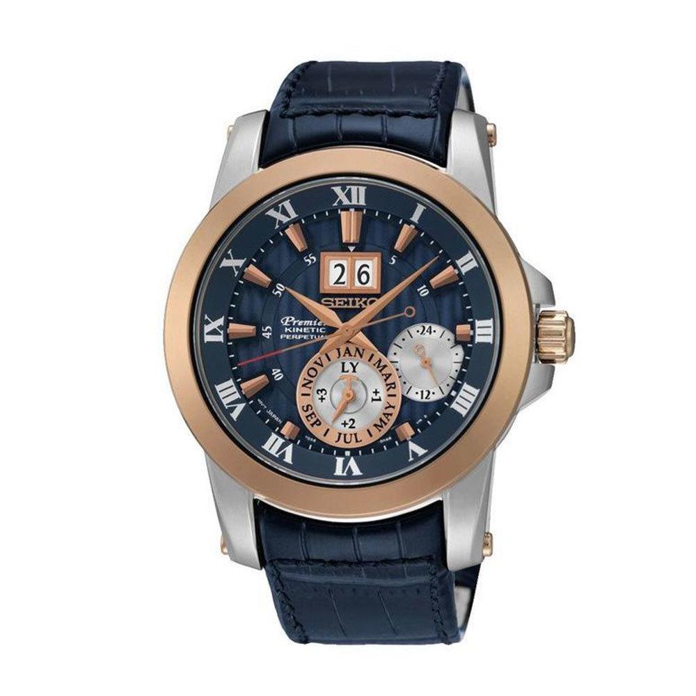 Наручные часы SeikoSeiko Premier<br>Специальная серия, выпущенная в честь Новака Джоковича<br>