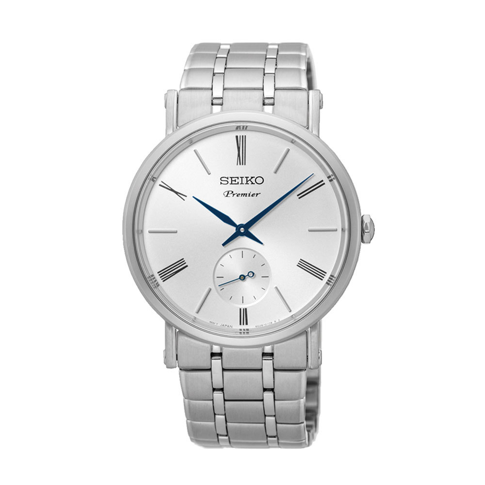Наручные часы SeikoSeiko Premier<br>Ультратонкие часы от SEIKO, толщина корпуса 7.8<br>