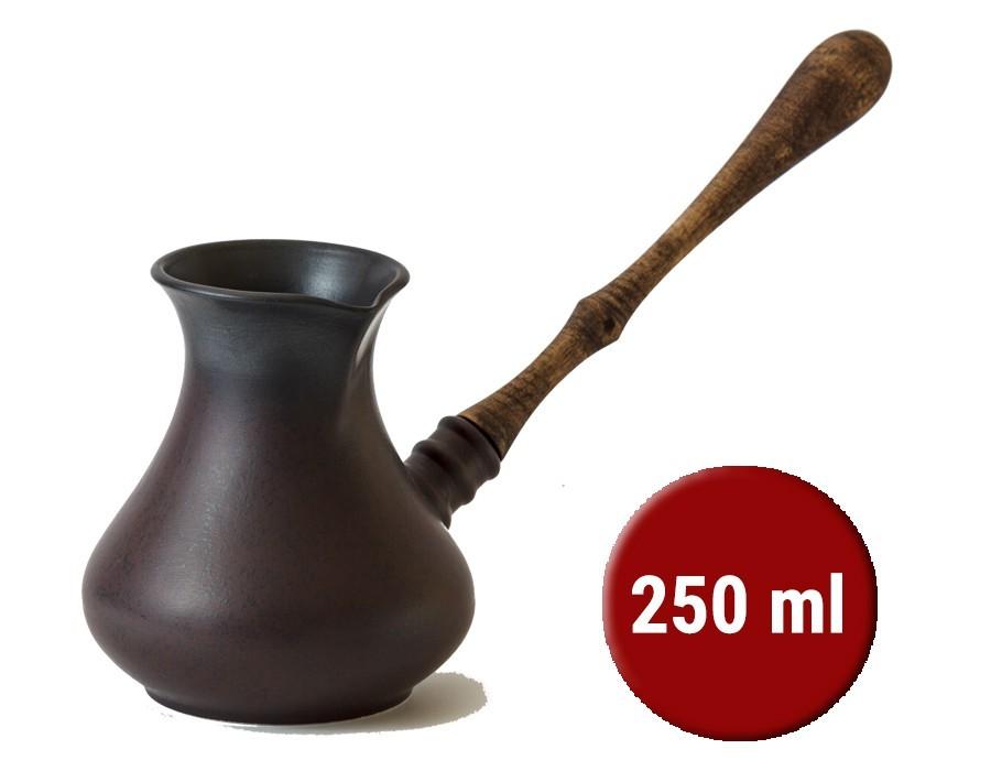 Турка SoulWare Кувшин фарфоровая жаропрочная 250мл арт.022Посуда для приготовления<br><br>