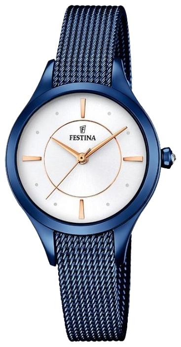 Festina F16961.1 - женские наручные часыFestina<br><br><br>Бренд: Festina<br>Модель: Festina F16961/1<br>Артикул: F16961.1<br>Вариант артикула: None<br>Коллекция: None<br>Подколлекция: None<br>Страна: Испания<br>Пол: женские<br>Тип механизма: кварцевые<br>Механизм: M2035<br>Количество камней: None<br>Автоподзавод: None<br>Источник энергии: от батарейки<br>Срок службы элемента питания: None<br>Дисплей: стрелки<br>Цифры: отсутствуют<br>Водозащита: WR 50<br>Противоударные: None<br>Материал корпуса: нерж. сталь, полное покрытие корпуса<br>Материал браслета: нерж. сталь, полное дополнительное покрытие<br>Материал безеля: None<br>Стекло: минеральное<br>Антибликовое покрытие: None<br>Цвет корпуса: None<br>Цвет браслета: None<br>Цвет циферблата: None<br>Цвет безеля: None<br>Размеры: 32x43x9 мм<br>Диаметр: None<br>Диаметр корпуса: None<br>Толщина: None<br>Ширина ремешка: None<br>Вес: None<br>Спорт-функции: None<br>Подсветка: None<br>Вставка: None<br>Отображение даты: None<br>Хронограф: None<br>Таймер: None<br>Термометр: None<br>Хронометр: None<br>GPS: None<br>Радиосинхронизация: None<br>Барометр: None<br>Скелетон: None<br>Дополнительная информация: None<br>Дополнительные функции: None