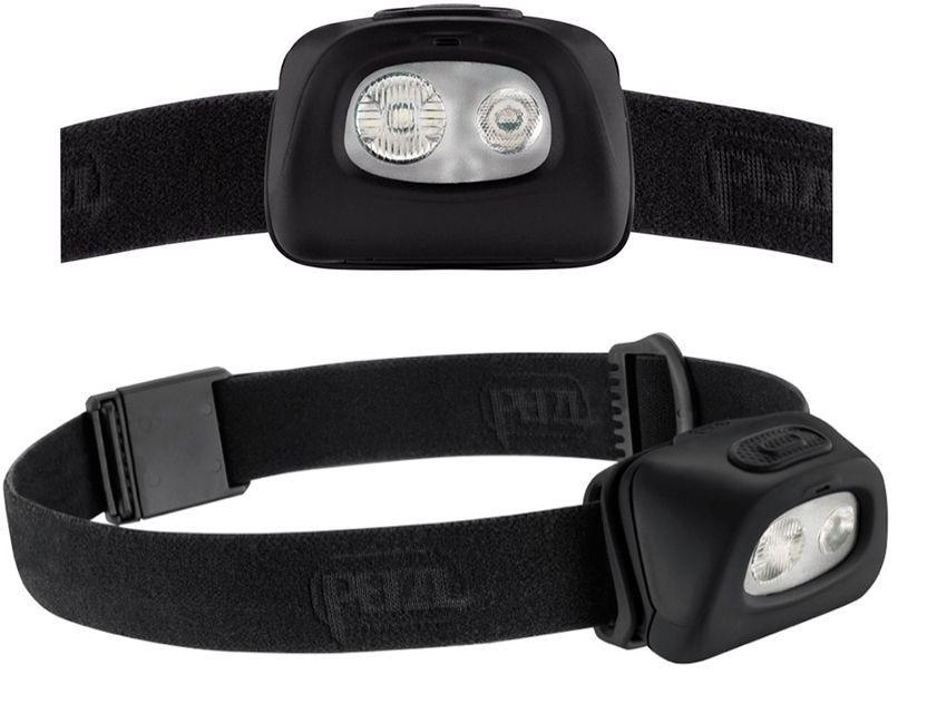 светодиодный фонарь Petzl TAKTIKKA + черный
