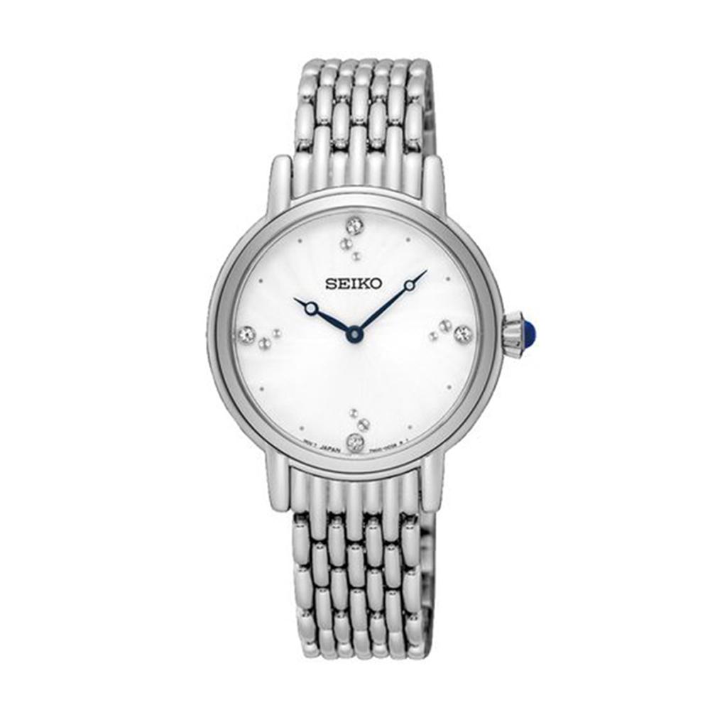 Наручные часы SeikoSeiko Conceptual Series Dress<br>Ультратонкие часы от SEIKO, толщина 6,3мм<br>