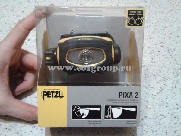 светодиодный фонарь Petzl PIXA 2 цена