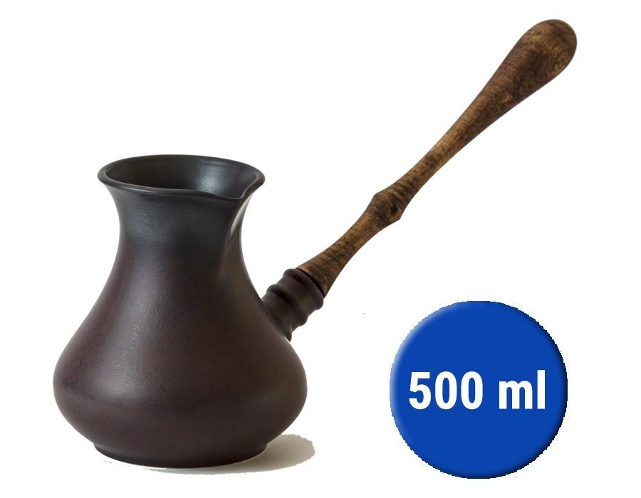 Турка SoulWare Кувшин фарфоровая жаропрочная 500мл арт.024Посуда для приготовления<br><br>