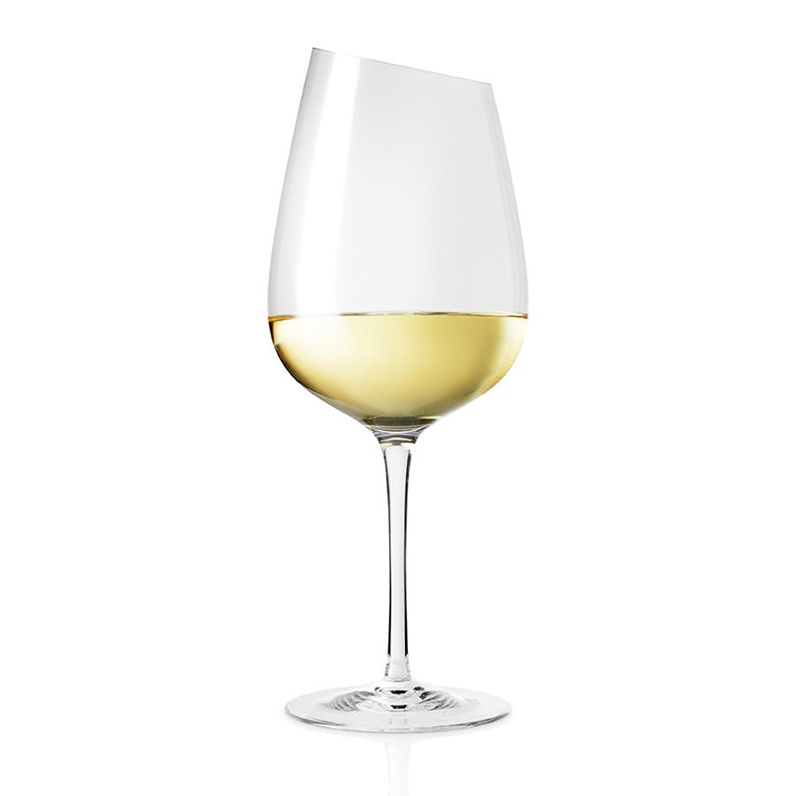 Бокал для белого вина Magnum 600 мл Eva Solo 541036Новинки<br>Бокал для белого вина Magnum 600 мл Eva Solo 541036<br><br>Бокалы Magnum созданы для настоящих ценителей вина. Модель очень похожа на дегустационные бокалы, которые используют профессиональные сомелье. Увеличенная поверхность бокала позволяет вину быстро насыщаться кислородом, а скошенный край полностью раскрывает вкус и аромат. Бокал специально разработан для насыщенных выдержанных вин, которым требуется больше времени для аэрации.<br>