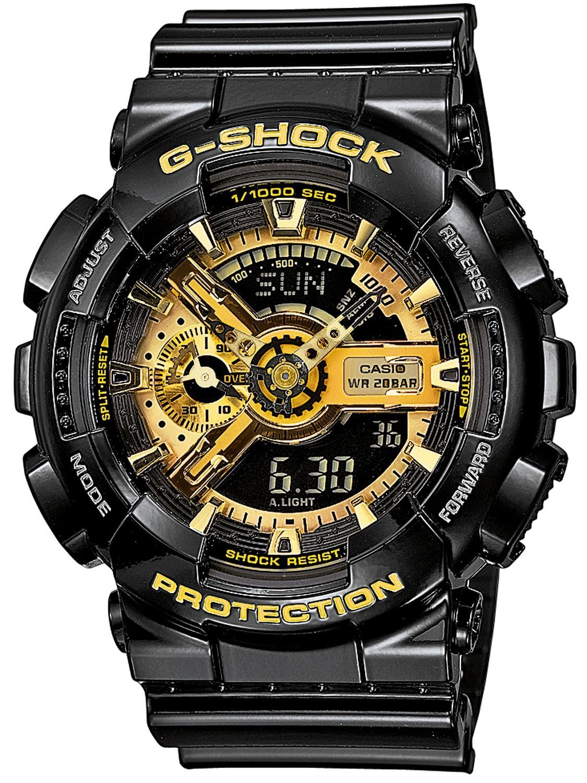 Casio G-SHOCK GA-110GB-1A / GA-110GB-1AER - оригинальные наручные часы от eBay RU