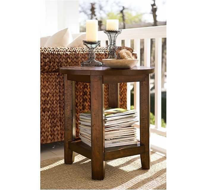 Pottery barn side tables