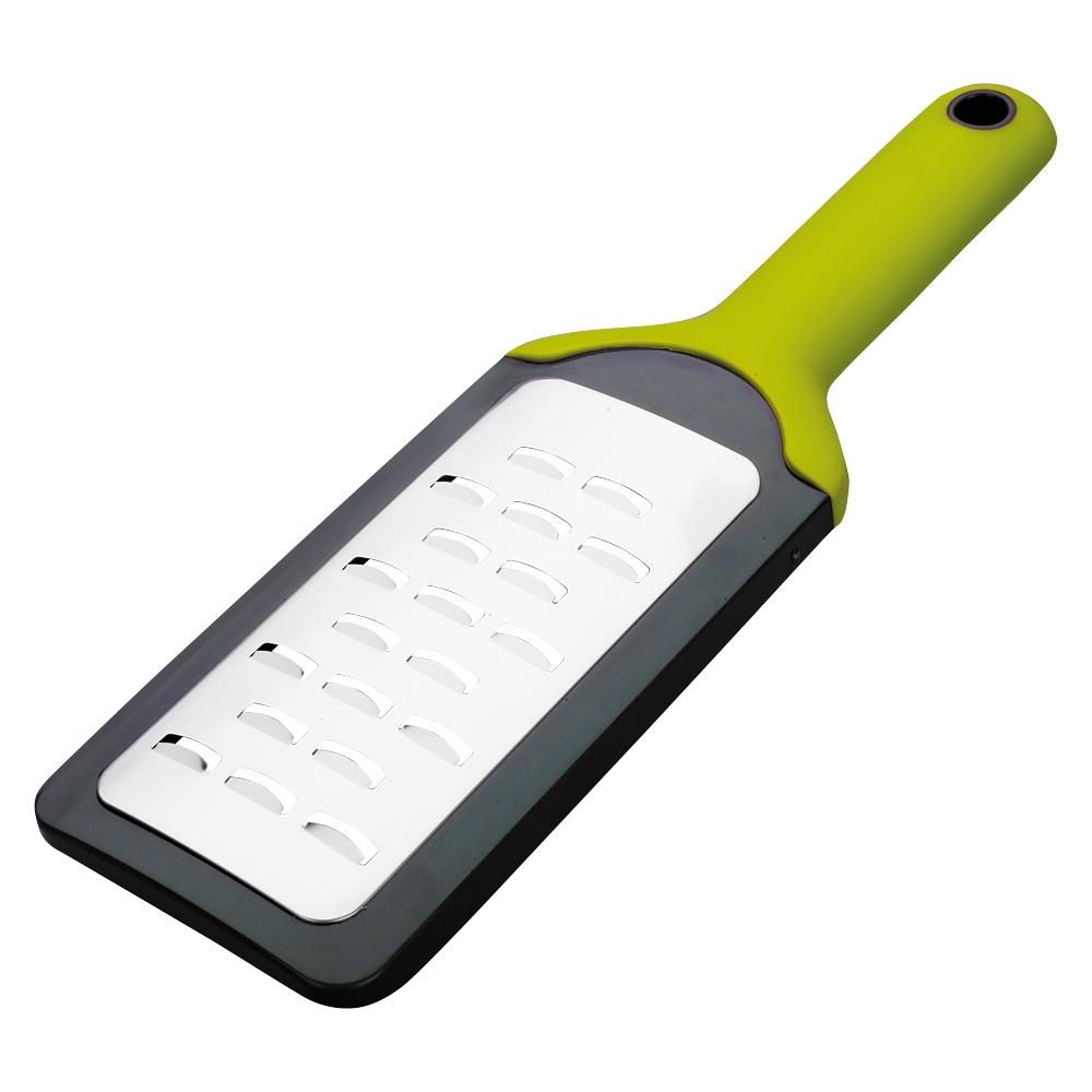 Терка крупная с контейнером, 27х8 см IBILI Easycook арт. 779102Тёрки<br>С кухонными аксессуарами серии Easycook готовить легко и приятно! Именно это хотели донести до потребителя дизайнеры испанской компании Ibili, разрабатывая многочисленные ножницы, ножи, терки и прочие приспособления для очистки, нарезки и измельчения продуктов.<br>Каждый предмет в коллекции Easycook служит определенной цели. Ножницы с изящными изгибами острых лезвий и специфическими рукоятками, идеально подходящими для той или иной работы; всевозможные шинковки и терки, способные легко и быстро нарезать ломтики нужного размера или мгновенно измельчить продукты; великолепные ножи для очистки и нарезки, идеально ложащиеся в ладонь — кухонные аксессуары от Ibili практически всегда работают за нас!<br>Официальный продавец IBILI<br>
