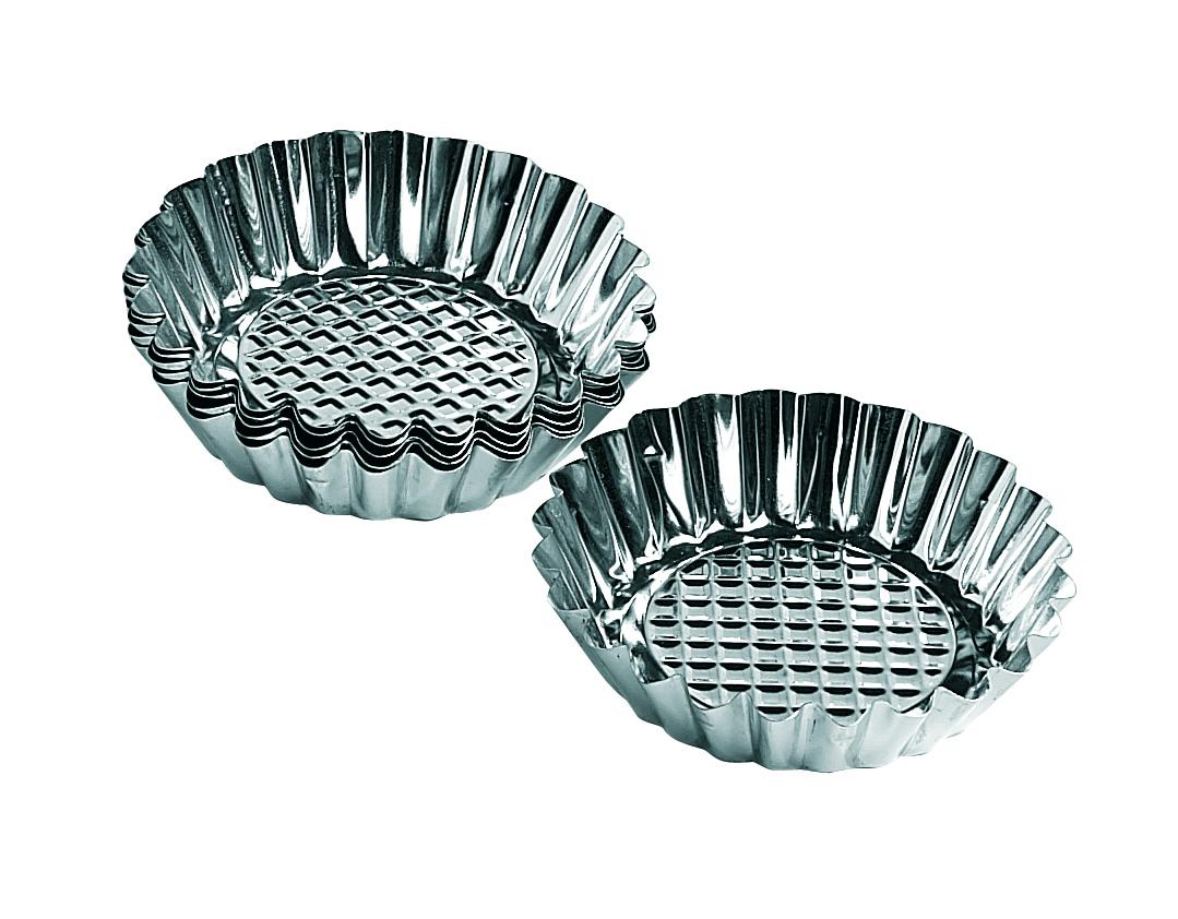 Набор из 6 штук: Формы для выпечки 9,6х4 см COSY&amp;TRENDY CT20257Формы для запекания (выпечки)<br>Набор из 6 штук: Формы для выпечки 9,6х4 см COSY&amp;TRENDY CT20257<br><br>В этой форме вы можете приготовить 6 одинаковых небольших пироженных. Форма может быть использована для изготовления конфет. Что бы вы ни решили приготовить-результат будет превосходный. Можно мыть в посудомоечной машине.<br>