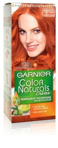 Гарньер краска рыжий цвет волос